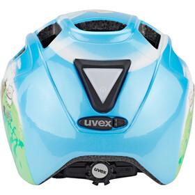 UVEX Finale Helm LED Kinder farmer